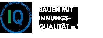 """Keckl Bau ist Mitglied im Verein """"Bauen mit IQ"""""""