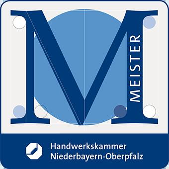 Keckl Bau ist ein Meisterbetrieb in der Handwerkskammer Niederbayern-Oberpfalz.